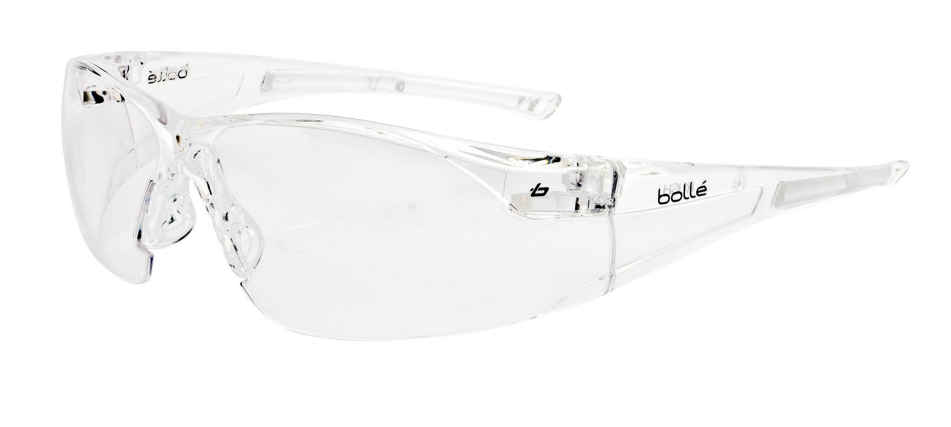 Bolle Rush Clear Lens Safety Spectacle RUSHPSI