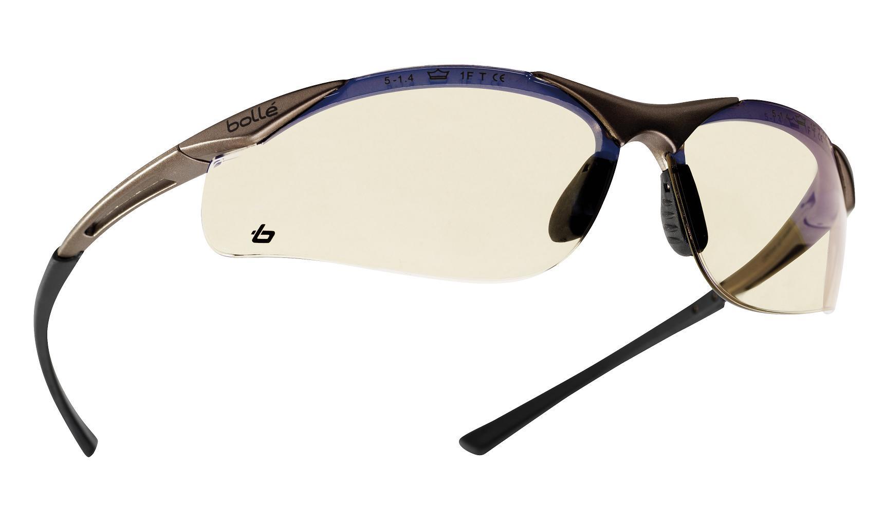 Bolle Contour ESP Safety Glasses