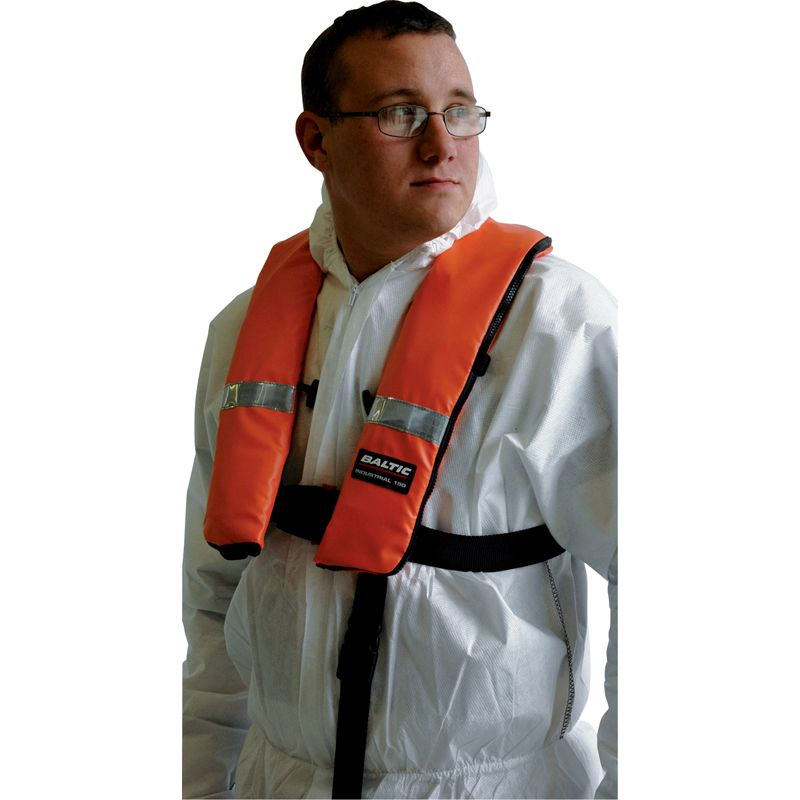 Baltic Industrial Automatic Lifejacket 150N