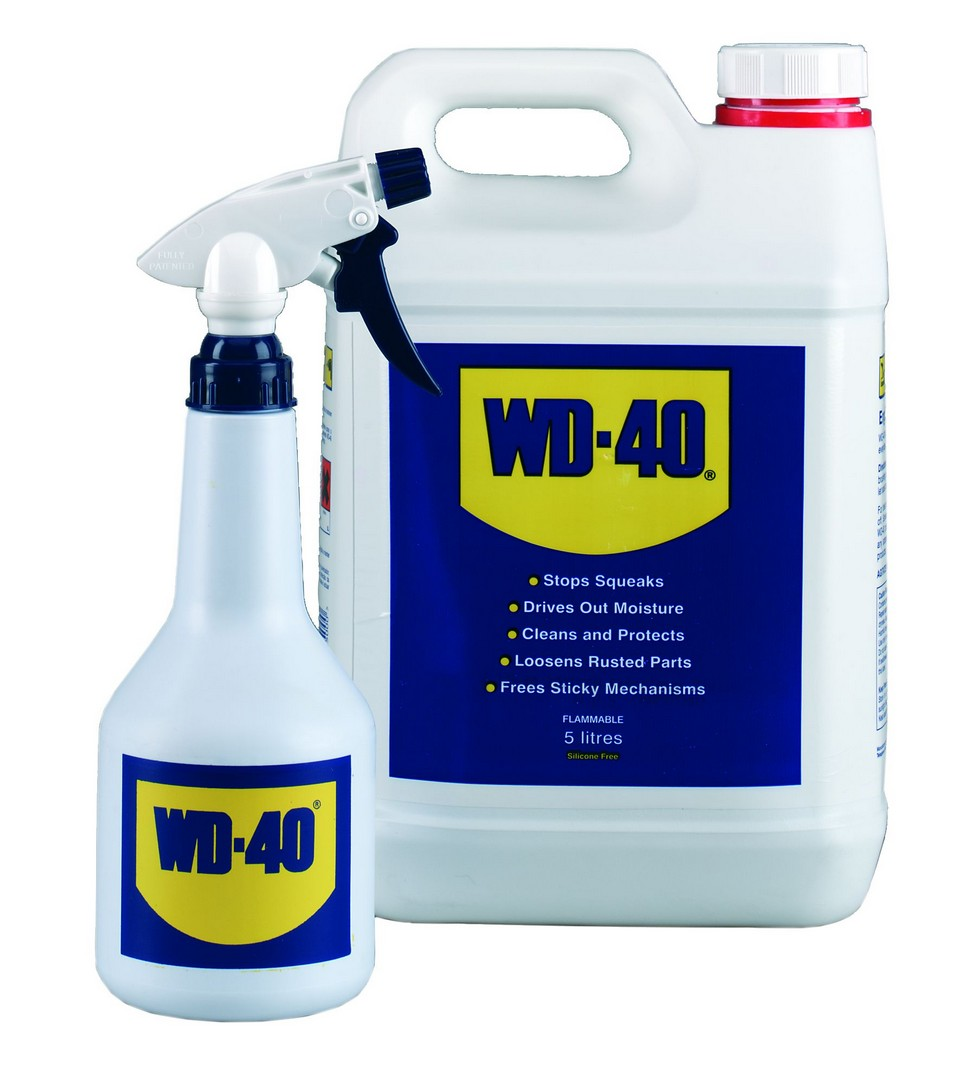 WD-40 5 Litres With Spray Applicator