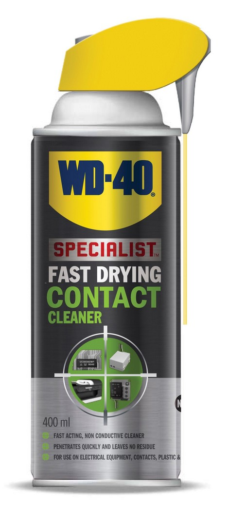 WD-40 Specialist Contact Cleaner 400ml - Box Of 12