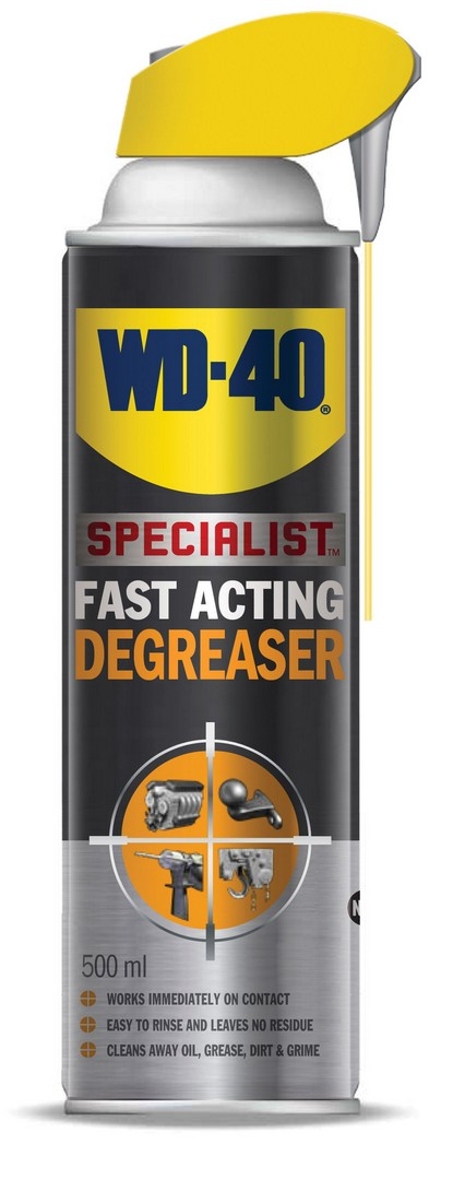 WD-40 Specialist Degreaser 500ml - Box Of 12