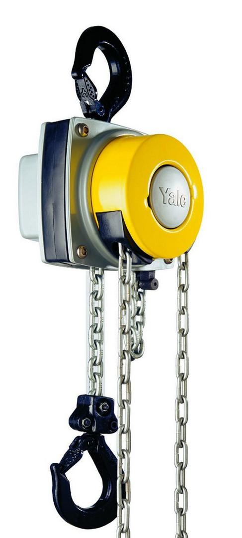 Yale 360 Hand Chain Hoist 1t x 3m HOL