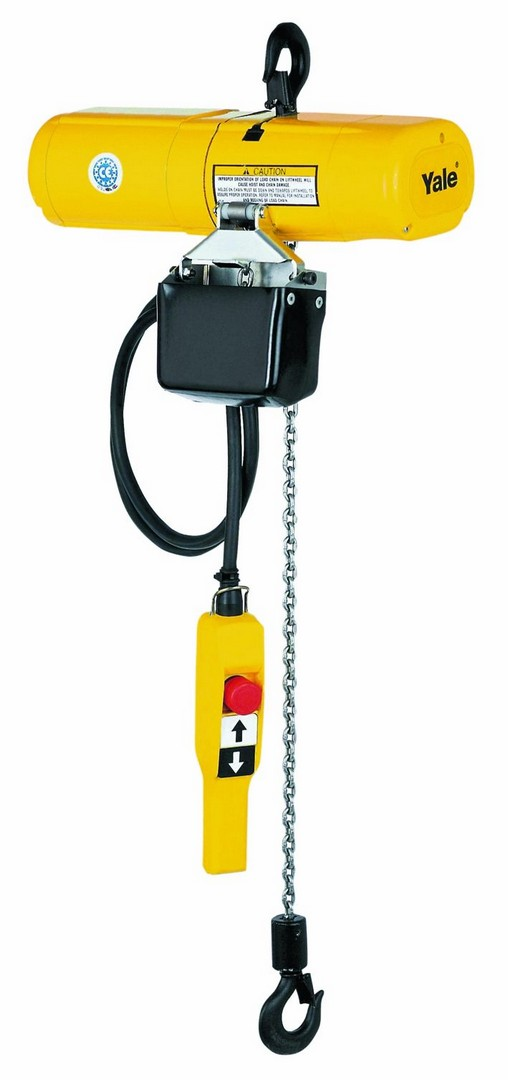 Yale Cps Electric Hoist 250kg 110v 2mpm