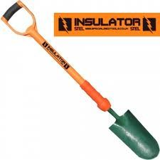Insulated Post Hole (Rabbit) Spade