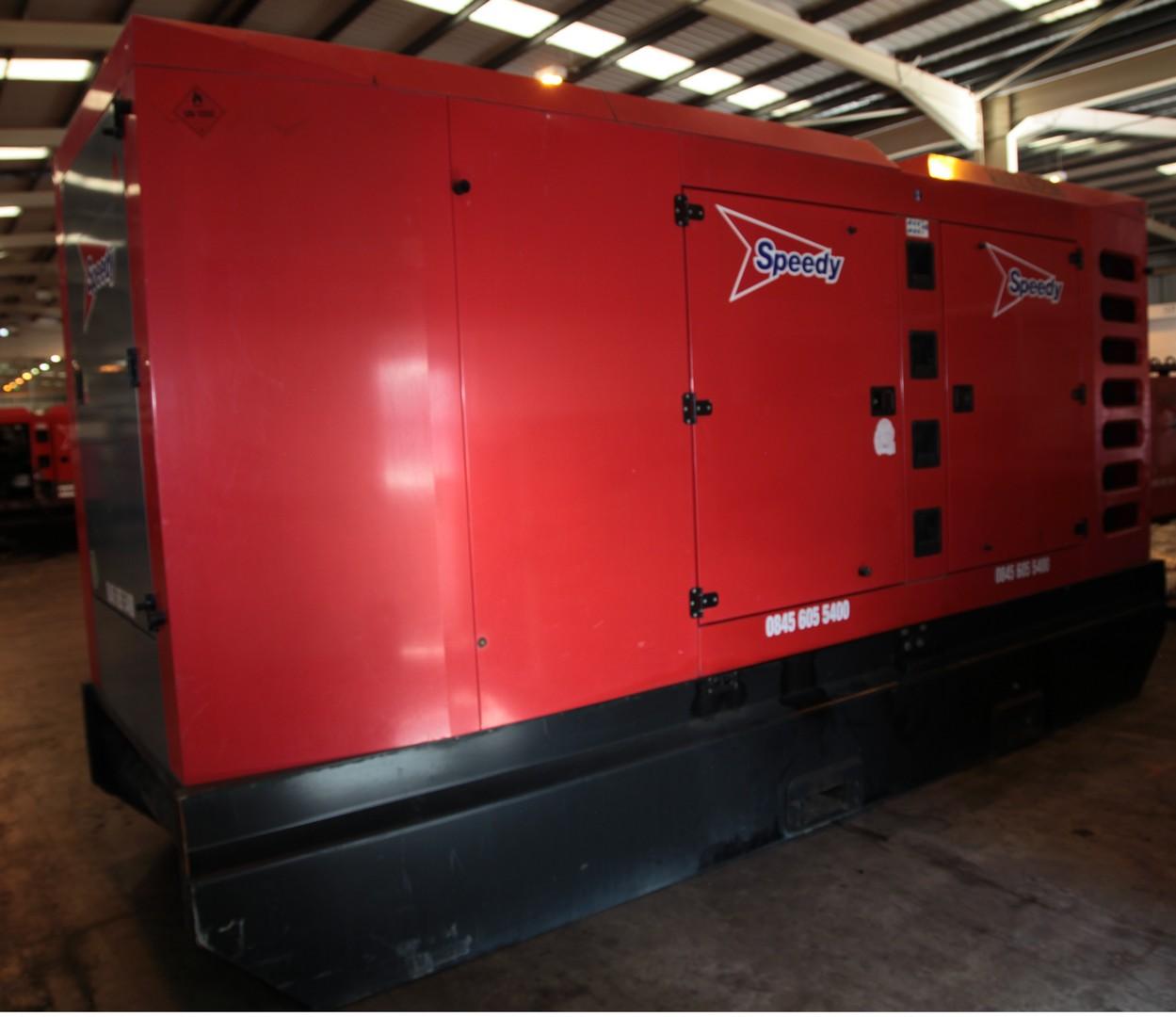 150 Kva Generator 415/3/50 Mwk60hr Rate
