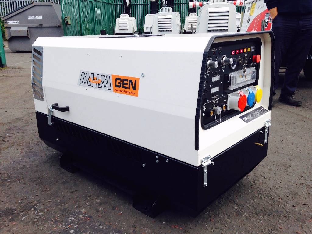 GW 10/300 SSK Diesel Welder