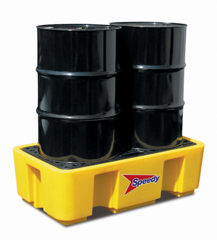 Oil Drum Spill Tray