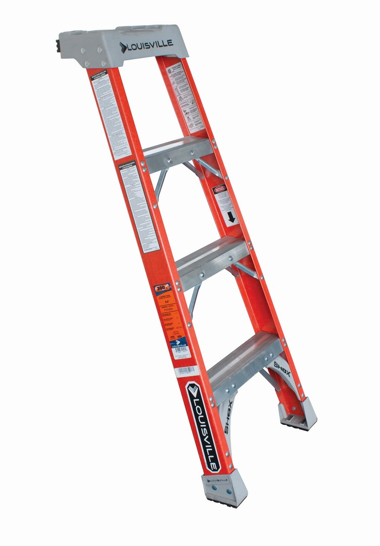 Pro Shelf ladder 8 rung
