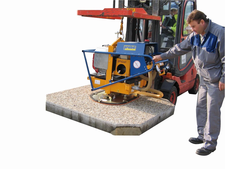 Slab Lift Vacuum - Petrol - SH2500